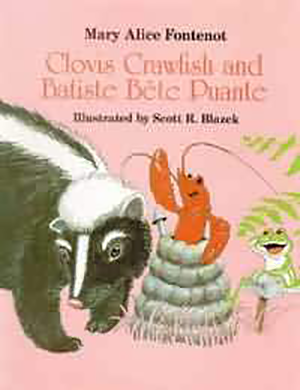 Clovis Crawfish and Batiste Bête Puante