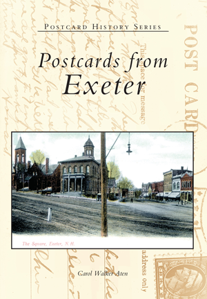 Postcards from Exeter