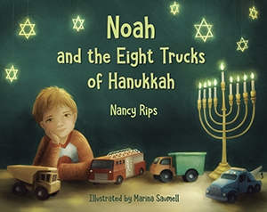 Noah and the Eight Trucks of Hanukkah