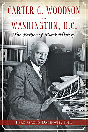 Carter G. Woodson in Washington, D.C.