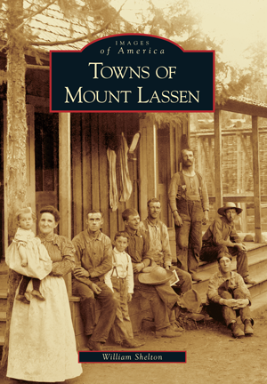 Towns of Mount Lassen