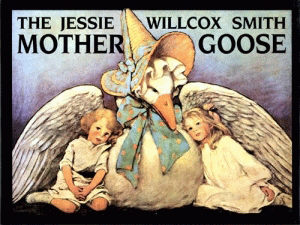 The Jessie Willcox Smith Mother Goose