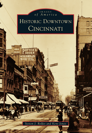 Historic Downtown Cincinnati By Kent Jones And Steven J