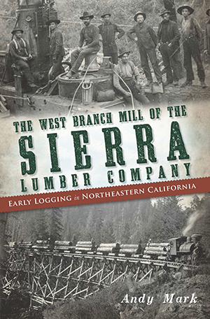 The West Branch Mill of the Sierra Lumber Company