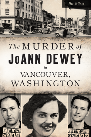 Olympia Beer helped solve the murder of JoAnn Dewey