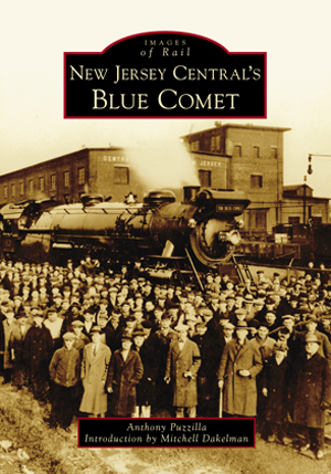 New Jersey Central's Blue Comet