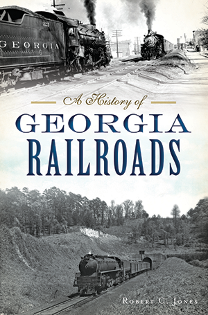 A History of Georgia Railroads