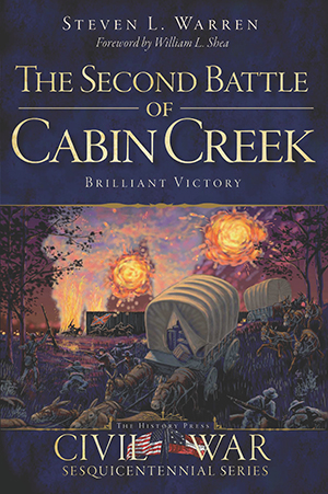 The Second Battle of Cabin Creek