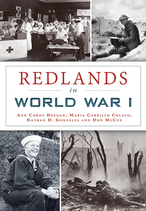 Redlands in World War I
