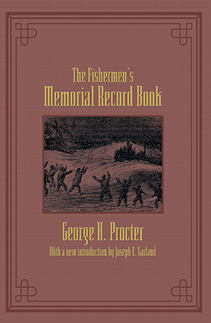 The Fishermen's Memorial Record Book