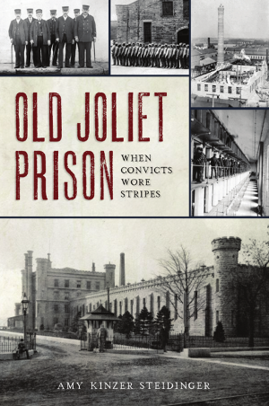 Old Joliet Prison: When Convicts Wore Stripes