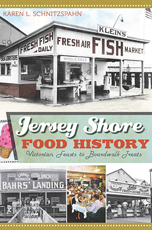 Jersey Shore Food History