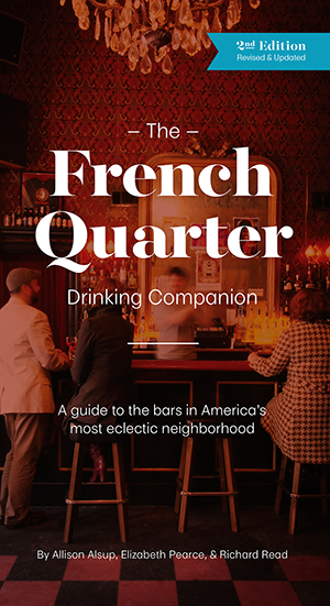 The French Quarter Drinking Companion 2nd edition