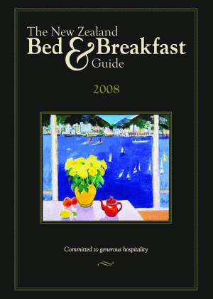 The New Zealand Bed & Breakfast Book