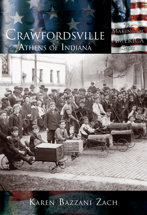 Crawfordsville: Athens of Indiana
