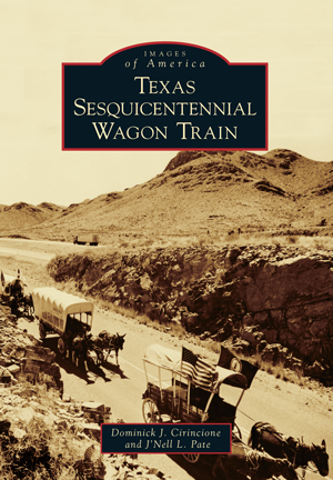 Texas Sesquicentennial Wagon Train