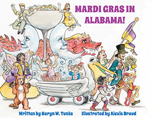 Mardi Gras in Alabama!