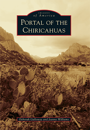 Portal of the Chiricahuas