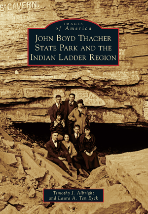 John Boyd Thacher State Park and the Indian Ladder Region