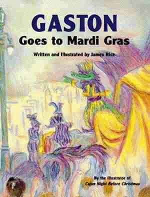 Gaston® Goes to Mardi Gras