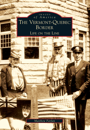 The Vermont-Quebec Border