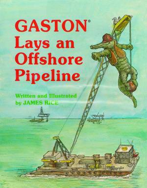Gaston® Lays an Offshore Pipeline