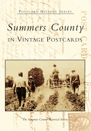 Summers County in Vintage Postcards