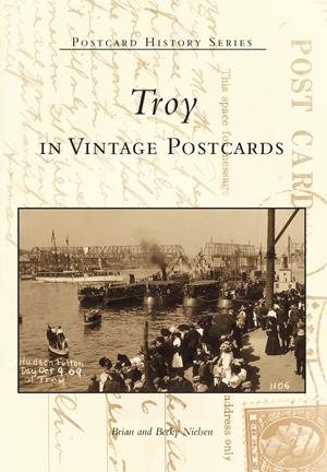 Troy in Vintage Postcards