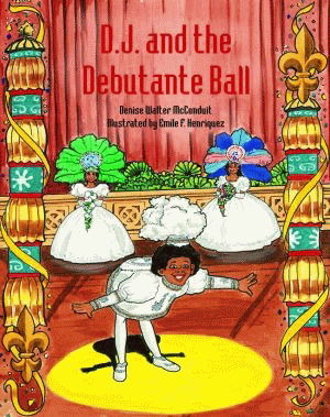 D. J. and the Debutante Ball