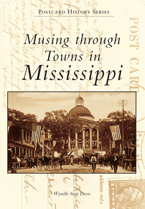 Musing through Towns of Mississippi