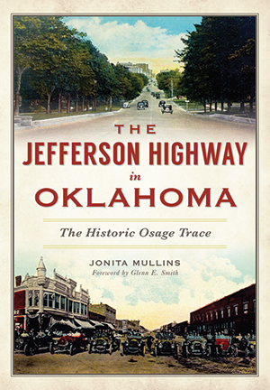 The Jefferson Highway in Oklahoma