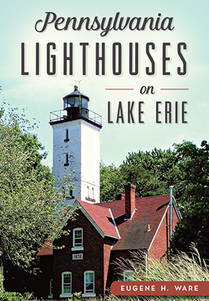 Pennsylvania Lighthouses on Lake Erie