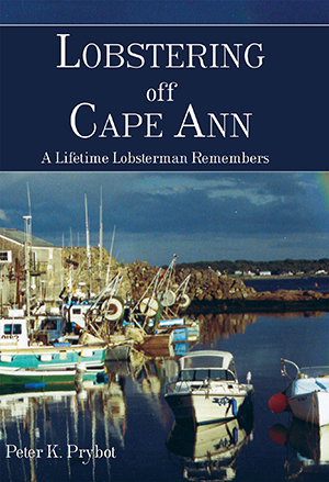 Lobstering off Cape Ann