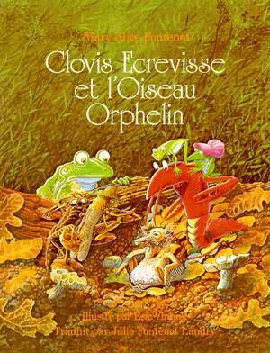 Clovis Ecrevisse et L'oiseau Orphelin