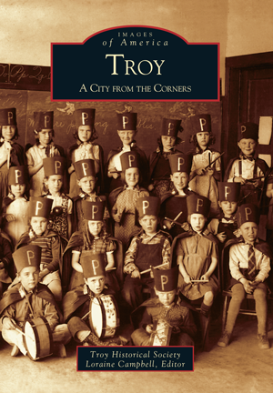 Troy: A City from the Corners