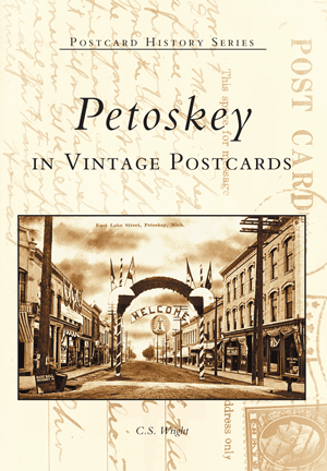 Petoskey in Vintage Postcards