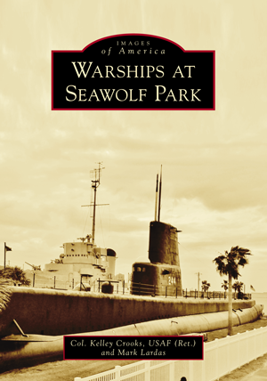 Warships at Seawolf Park