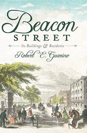 Beacon Street: Its Buildings and Residents