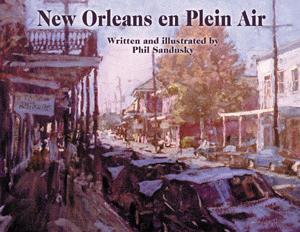 New Orleans en Plein Air