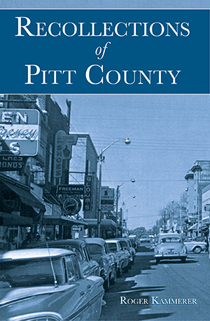 Recollections of Pitt County