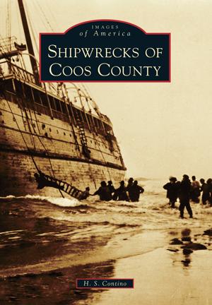 Shipwrecks of Coos County