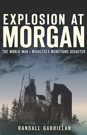 Explosion at Morgan