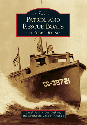 Patrol and Rescue Boats on Puget Sound