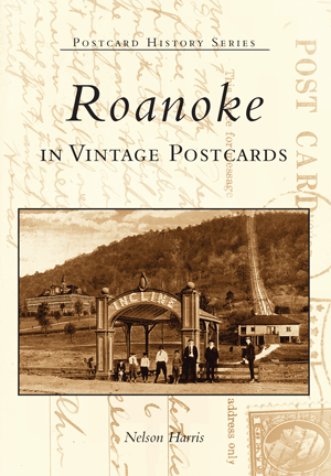 Roanoke in Vintage Postcards
