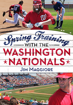 Spring Training with the Washington Nationals