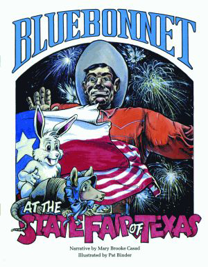 Bluebonnet at the State Fair of Texas