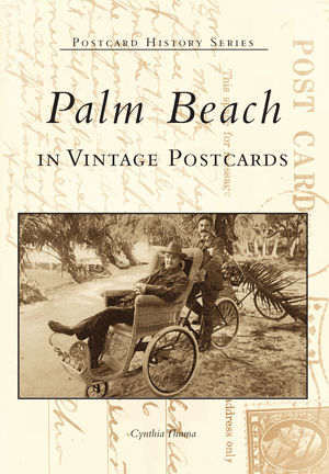 Palm Beach in Vintage Postcards