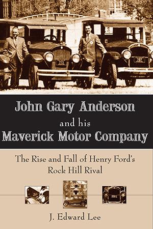 John Gary Anderson and his Maverick Motor Company