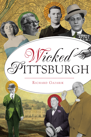 Wicked Pittsburg Book Cover