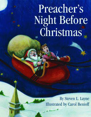 Preacher's Night Before Christmas